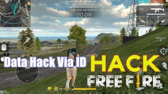 Data Hack Via ID Terbaru